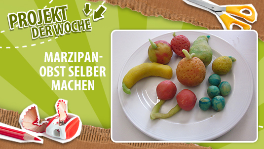 Marzipan-Obst